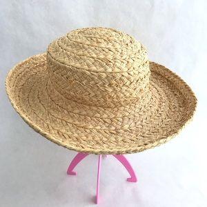 Helen Kaminski Handmade Raffia Straw Hat